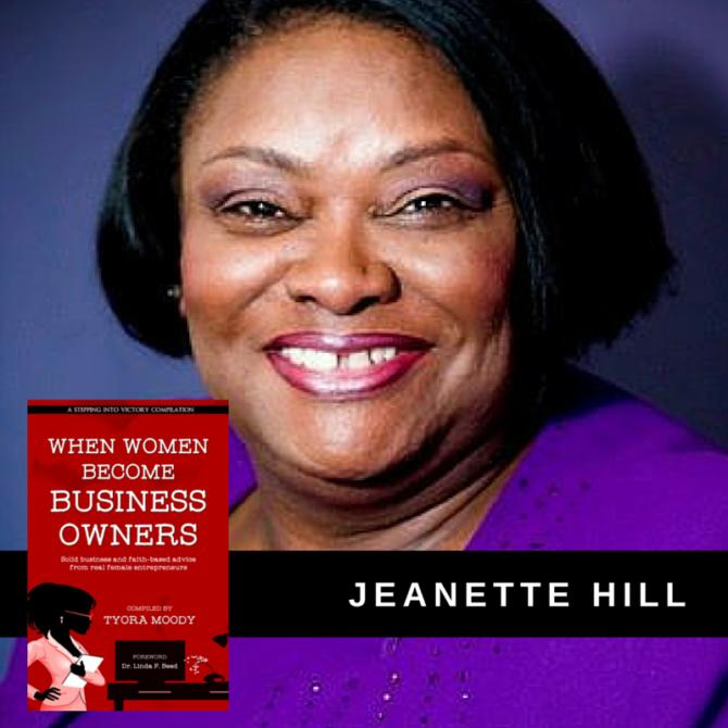 Jeanette W. Hill