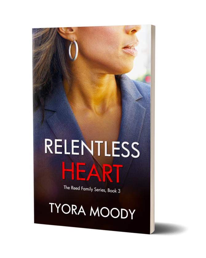 Relentless Heart, Reed Family, Novella 3