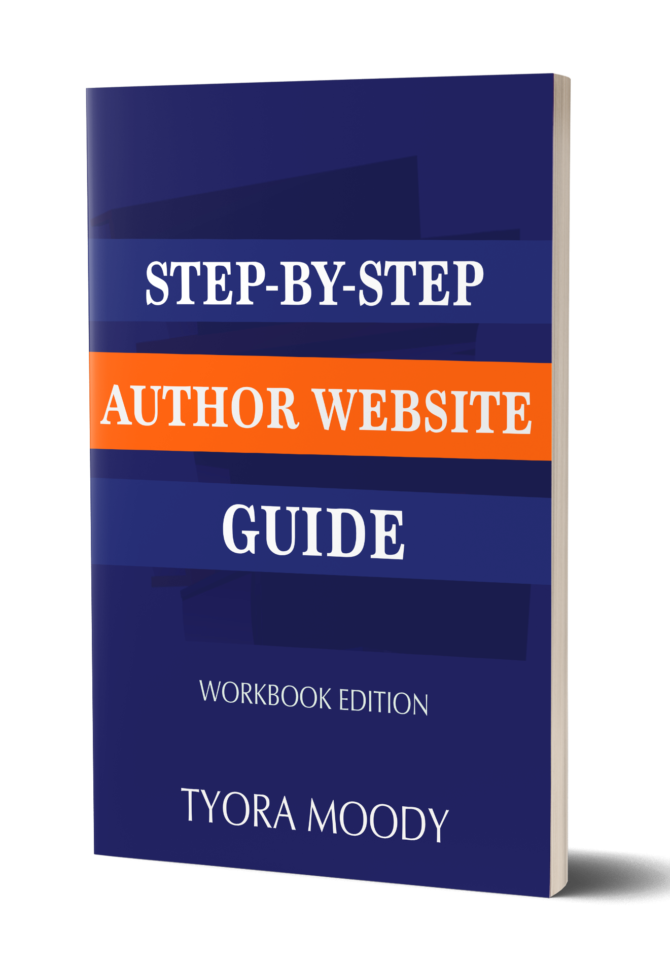 Step-by-Step Author Website Guide – Workbook Edition