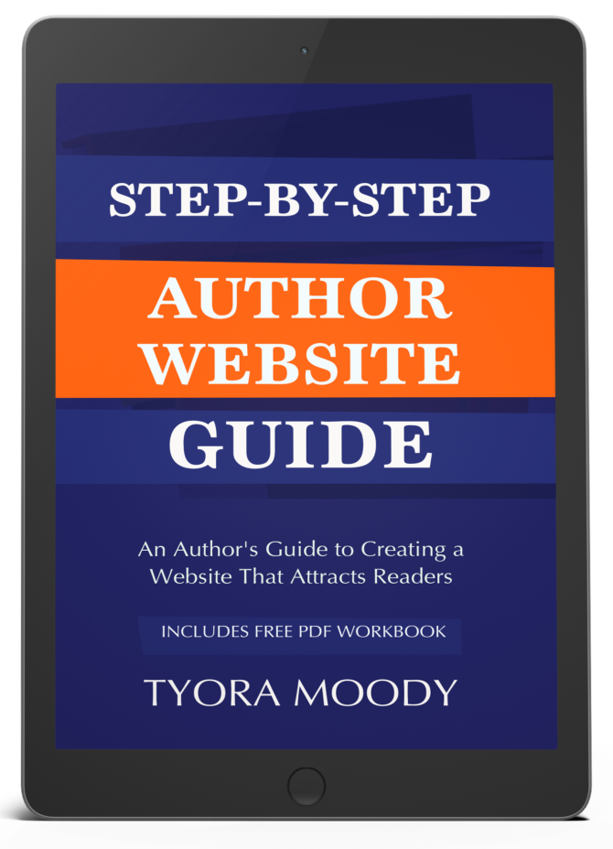 Step-by-Step Author Website Guide – Ebook