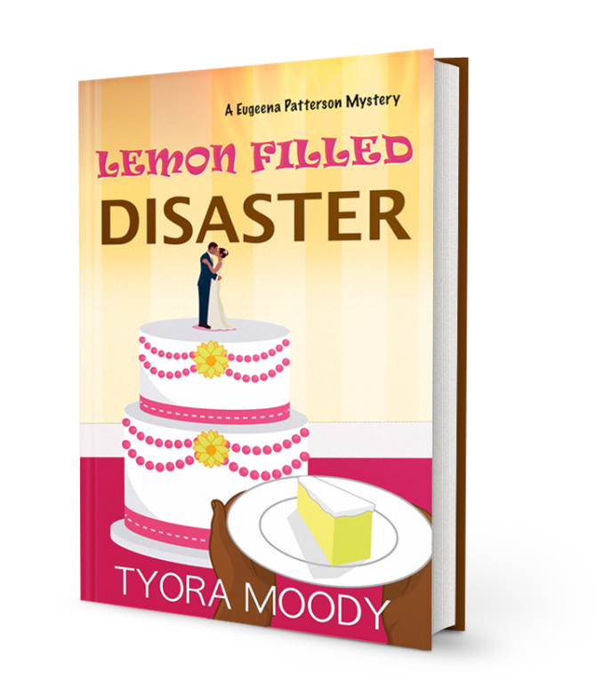 Lemon Filled Disaster, A Eugeena Patterson Mystery, Book 3